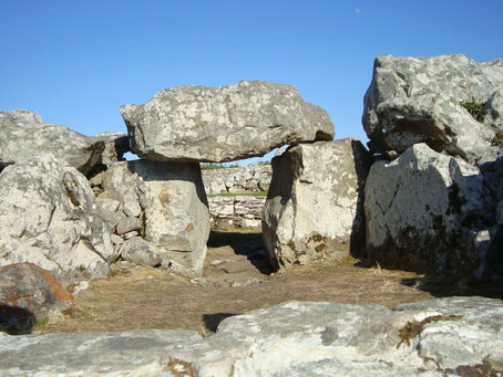 Creevykeel - megalithic tombs
