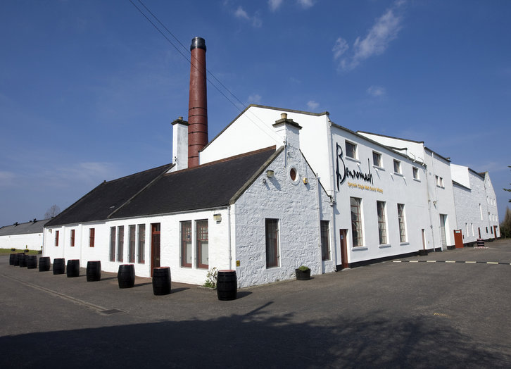 Benromach Distillery, Active © Benromach