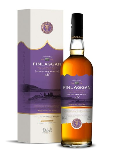 Finlaggan red wine cask finish VIN