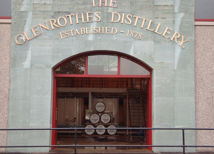 Glenrothes Distillery, Active