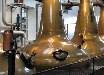 Highland Park Distillery, Active